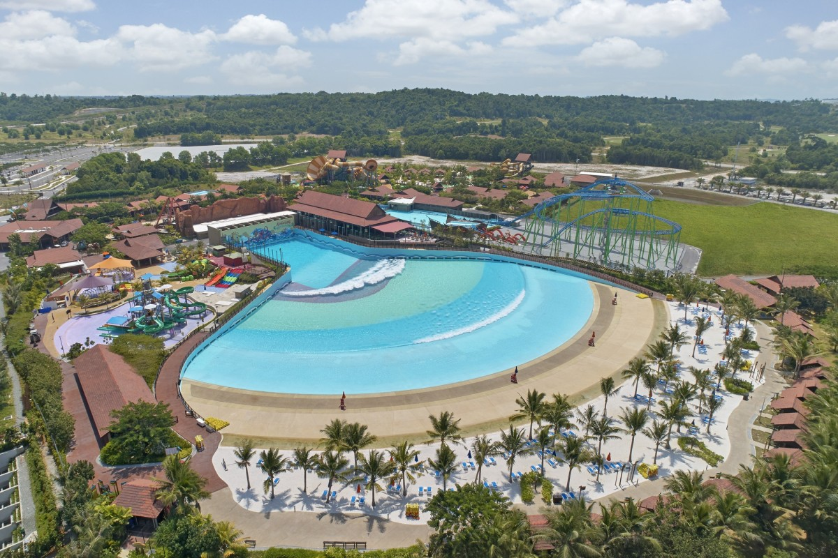 Can Malaysia's Desaru Coast compete with Sentosa in Singapore or