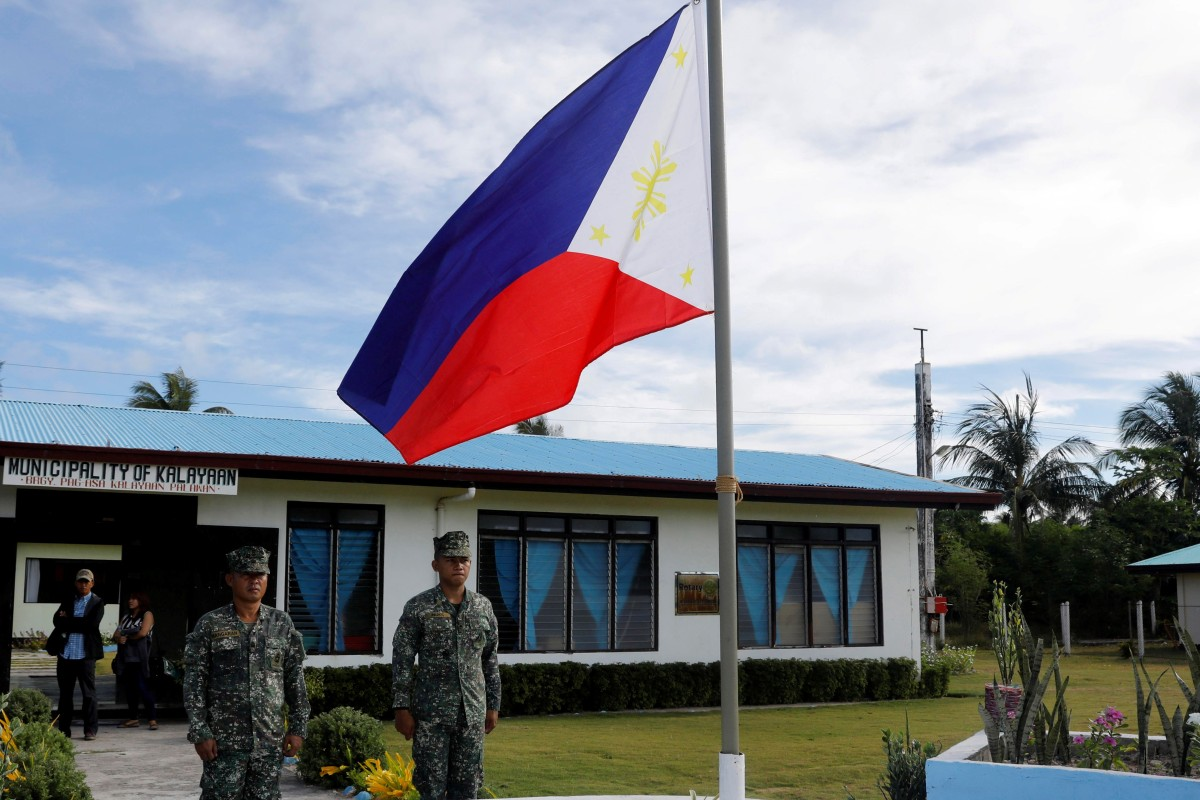 Beijing tried to block Philippine military facilities on disputed