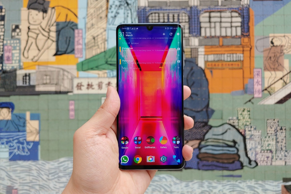ed656d061db8 The Huawei P30 Pro s advances in smartphone zoom and extreme low light  photography put it streets