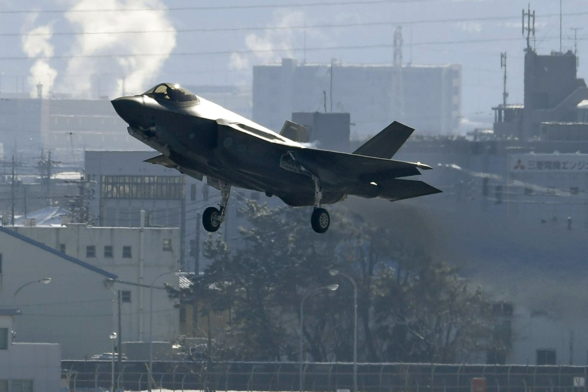 Japan scrambles fighter jets 999 times as Chinese sorties increase