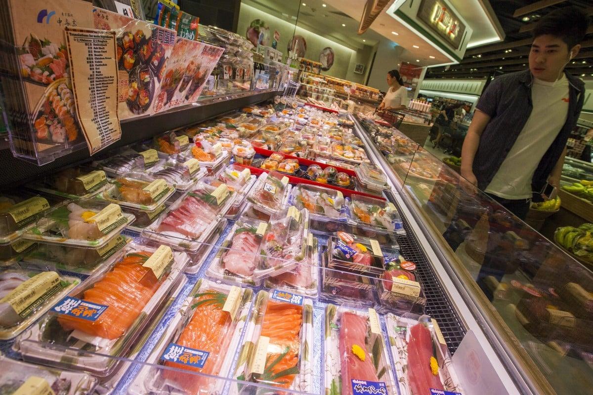 Hong Kong sashimi lovers beware: watchdog finds excessive
