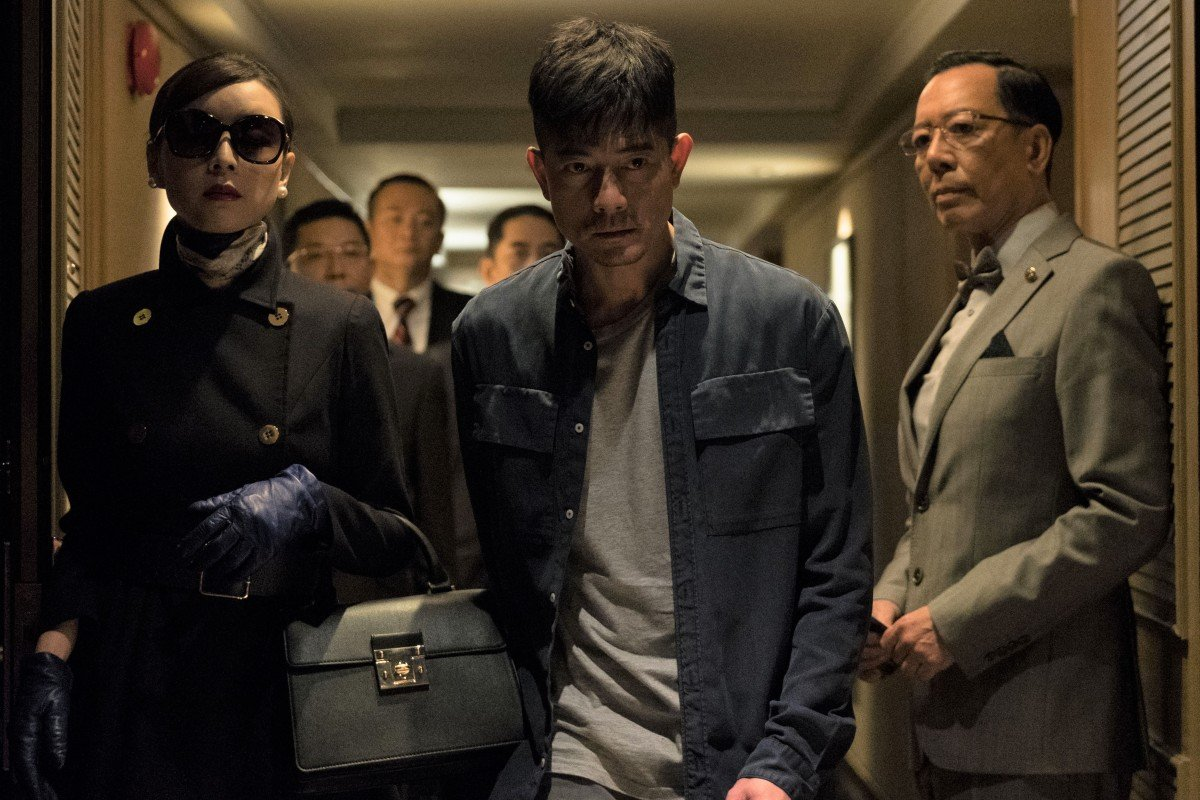 Did Hong Kong Film Awards best picture Project Gutenberg rip off The Usual Suspects?