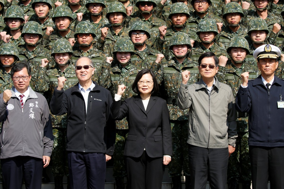 Lawmakers Revive Plan To Curb Restraint >> Taiwan Boosts Defence With 10 Year Military Spending Plan South