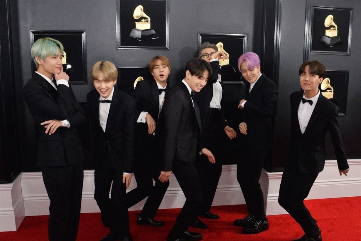9c6e5592d5b5 K-pop sensation BTS on top of Billboard 200 charts as hit song Map ...