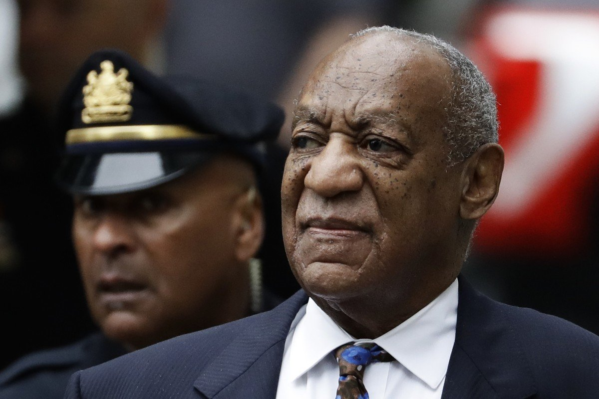 Bill Cosby slams 'despicable' insurer AIG for quietly settling lawsuit over alleged assault on Chloe Goins at Playboy Mansion