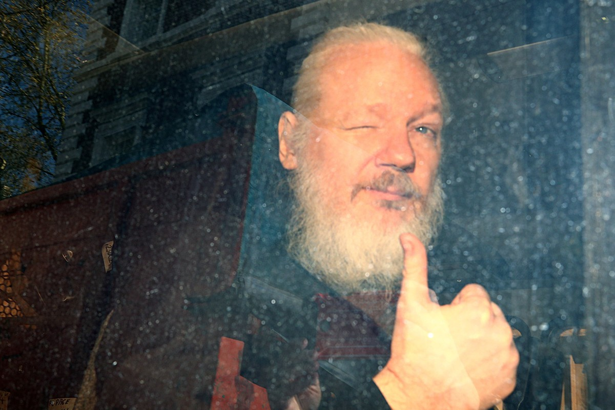 Ecuador President Moreno slams Julian Assange, says he hosted hackers at embassy during seven-year stay