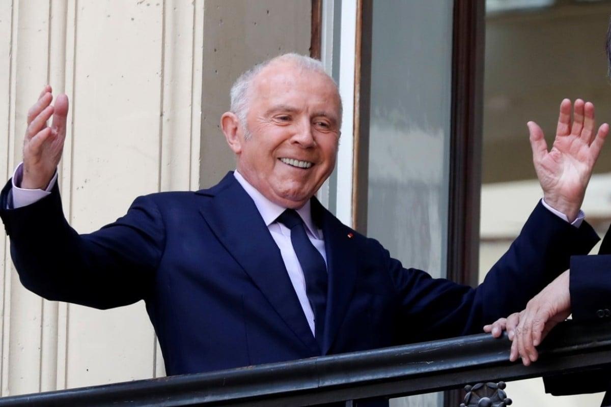 Meet French billionaire François Pinault, owner of