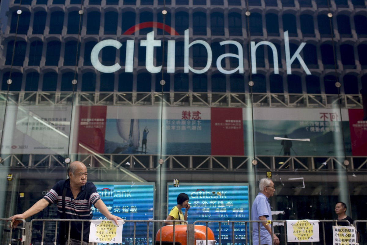 Citigroup's golden strategy as banker to Fortune 500 companies taps China's Belt and Road corridors