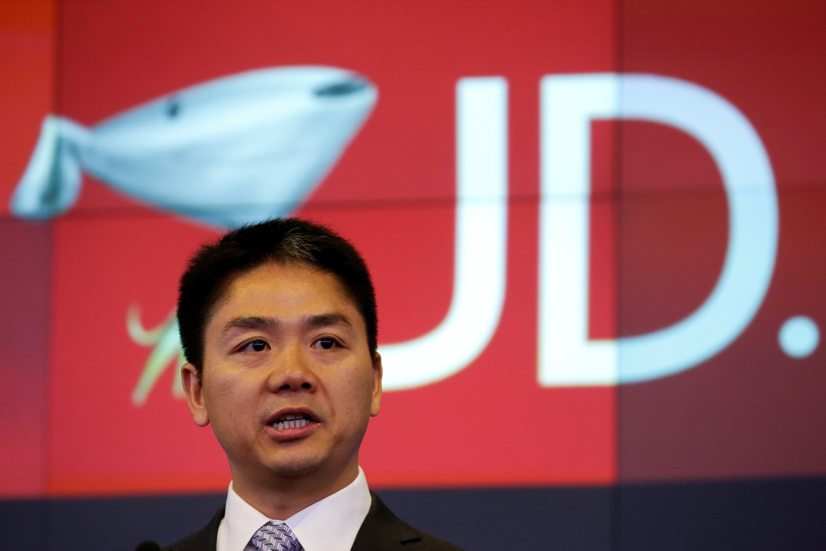 JD com founder Richard Liu sued for alleged rape by Minnesota