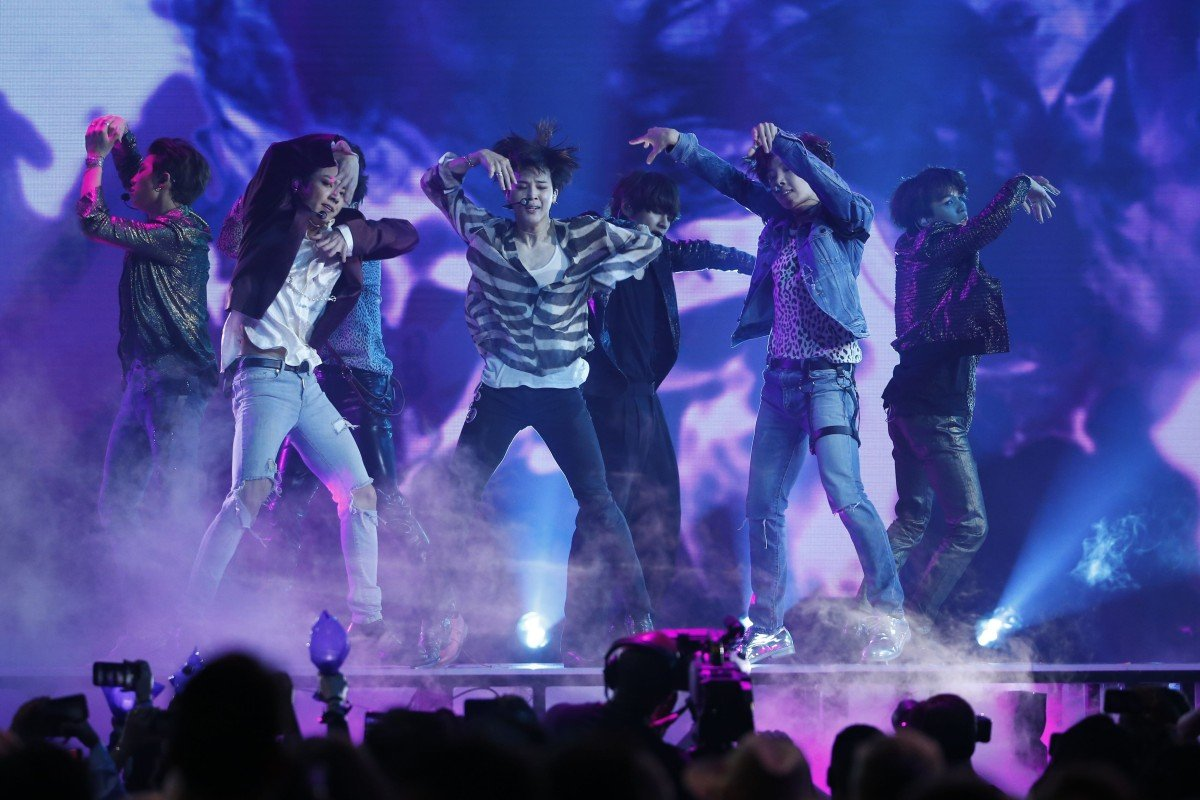 K-pop stars BTS to perform new song at Billboard Music Awards