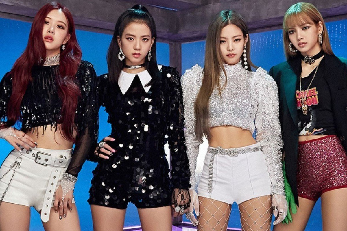 dbe0af18d848 K-pop girl band BLACKPINK s US tour marks meteoric rise to global ...
