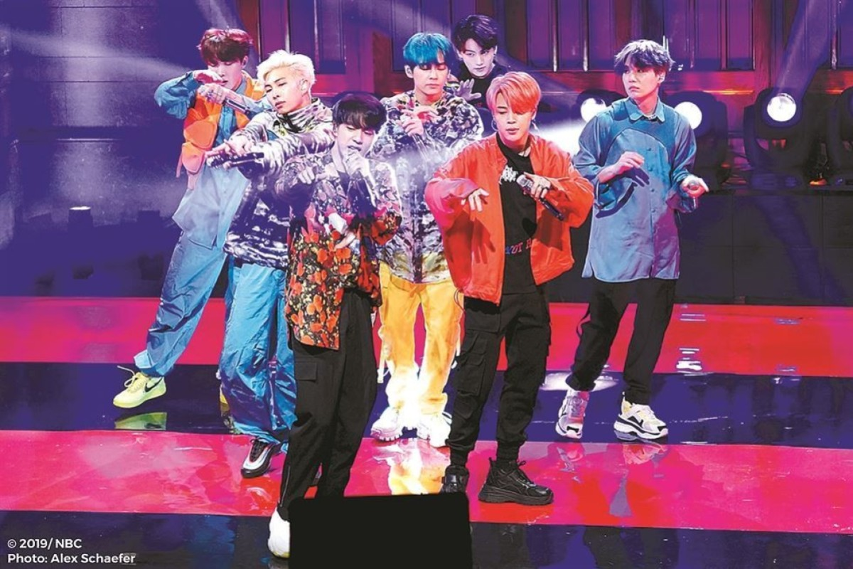 K-pop boy band BTS' 'Boy With Luv' becomes fastest video to hit 100