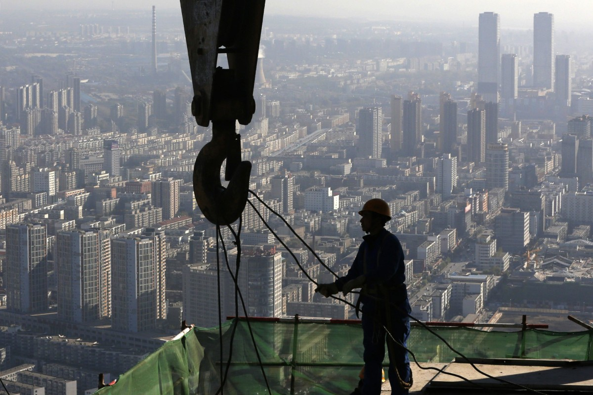 China economy grows faster than expected in first quarter on strong industrial production