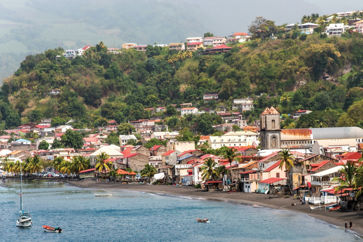 Exploring the Caribbean islands of Martinique and Guadeloupe – strong sea legs and smattering of French required