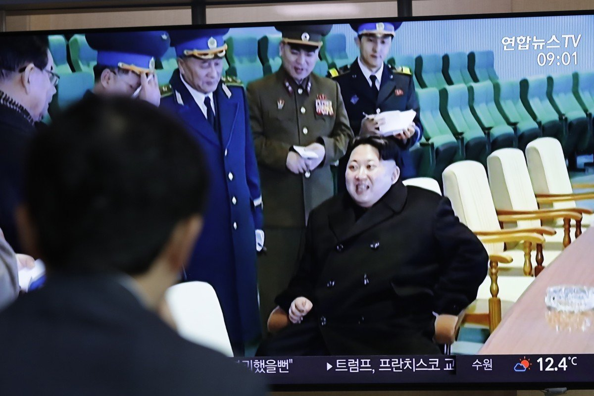 dd3edc989e2 North Korean state media reported on Thursday that its military had test  fired a tactical guided