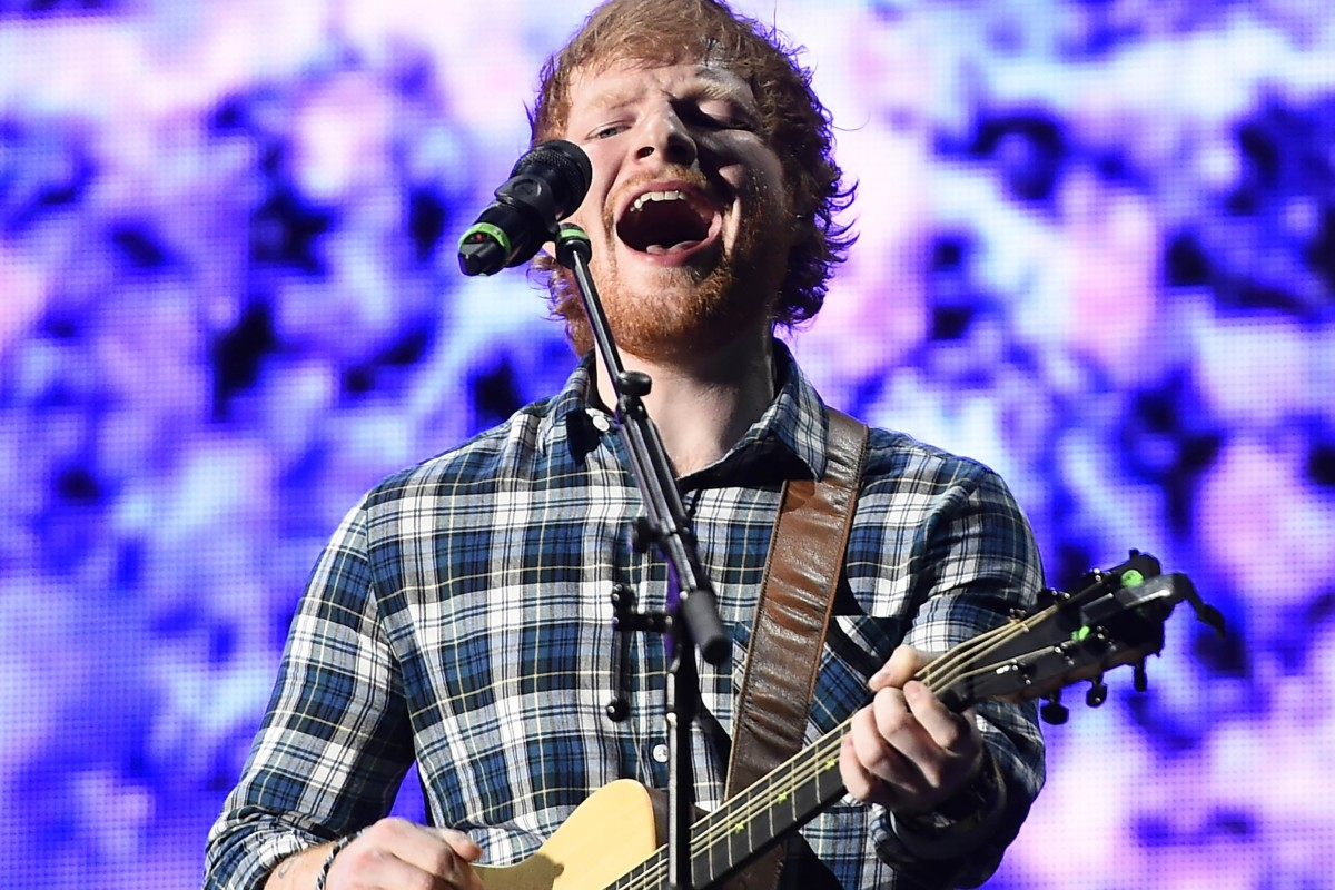 Lightning strikes twice for Ed Sheeran as thunderstorm forces singer to cancel another Hong Kong gig...