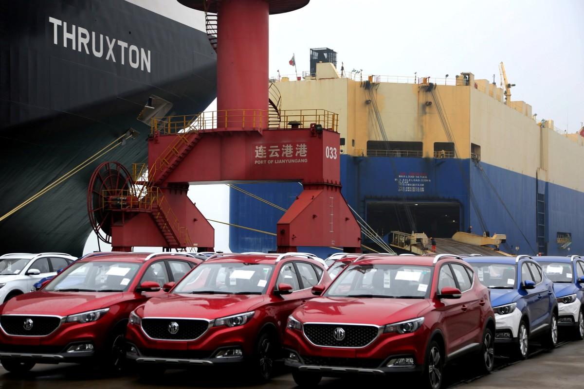 633e74308b Donald Trump s trade war tariffs on car industry sending shock waves ...