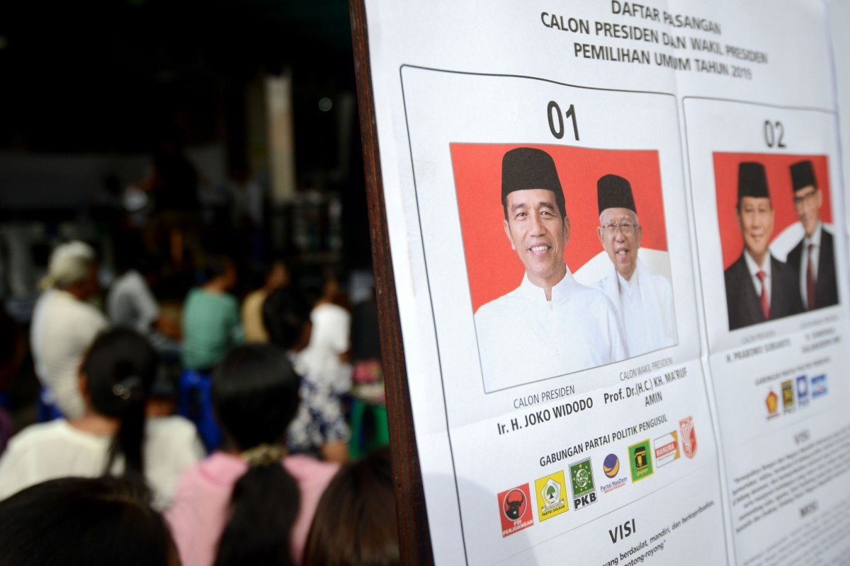 Indonesia election: Joko Widodo's latest challenge may come from