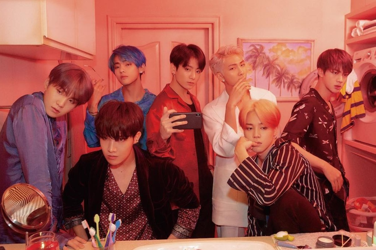 K-pop boy band BTS named among Time magazine's 100 Most Influential People