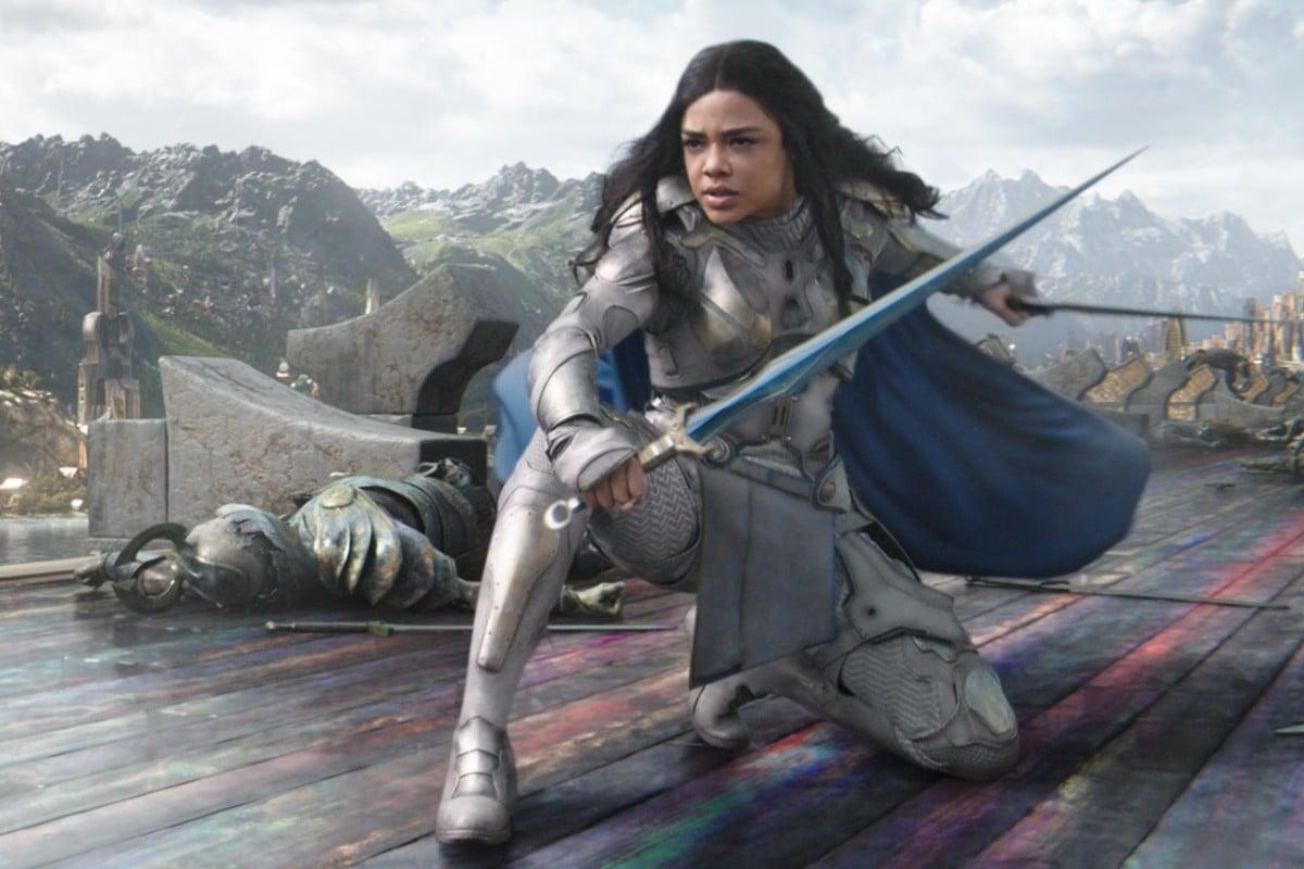 1063d84b Tessa Thompson on Valkyrie, Avengers: Endgame and new Thor film ...