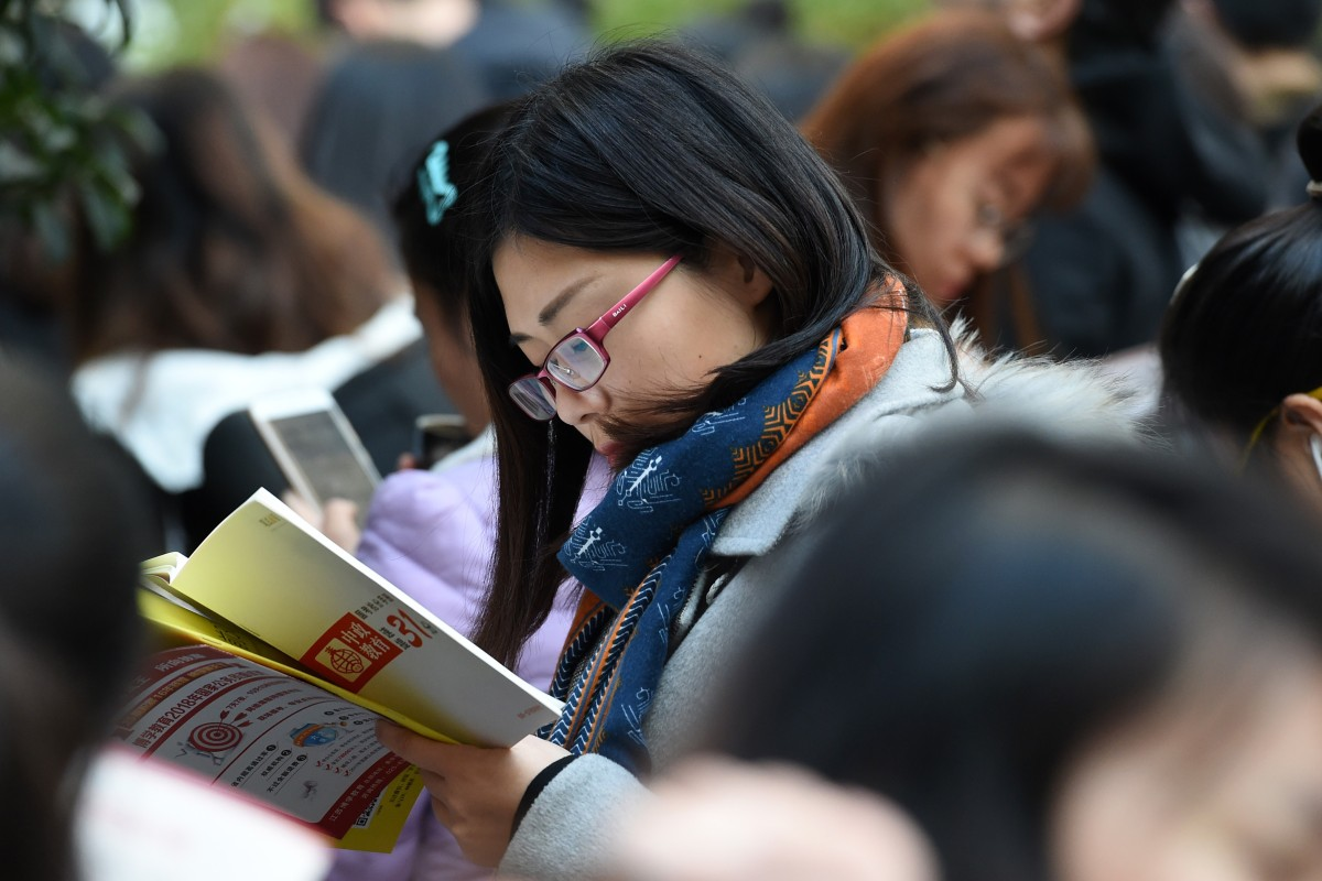 China's civil service: low pay, long hours and 1 million people want in