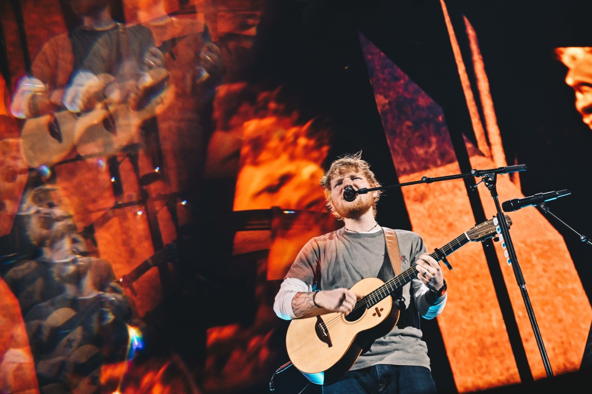 News of Ed Sheeran refund falls flat with Hong Kong fans who waited for hours in thunderstorm for concert...