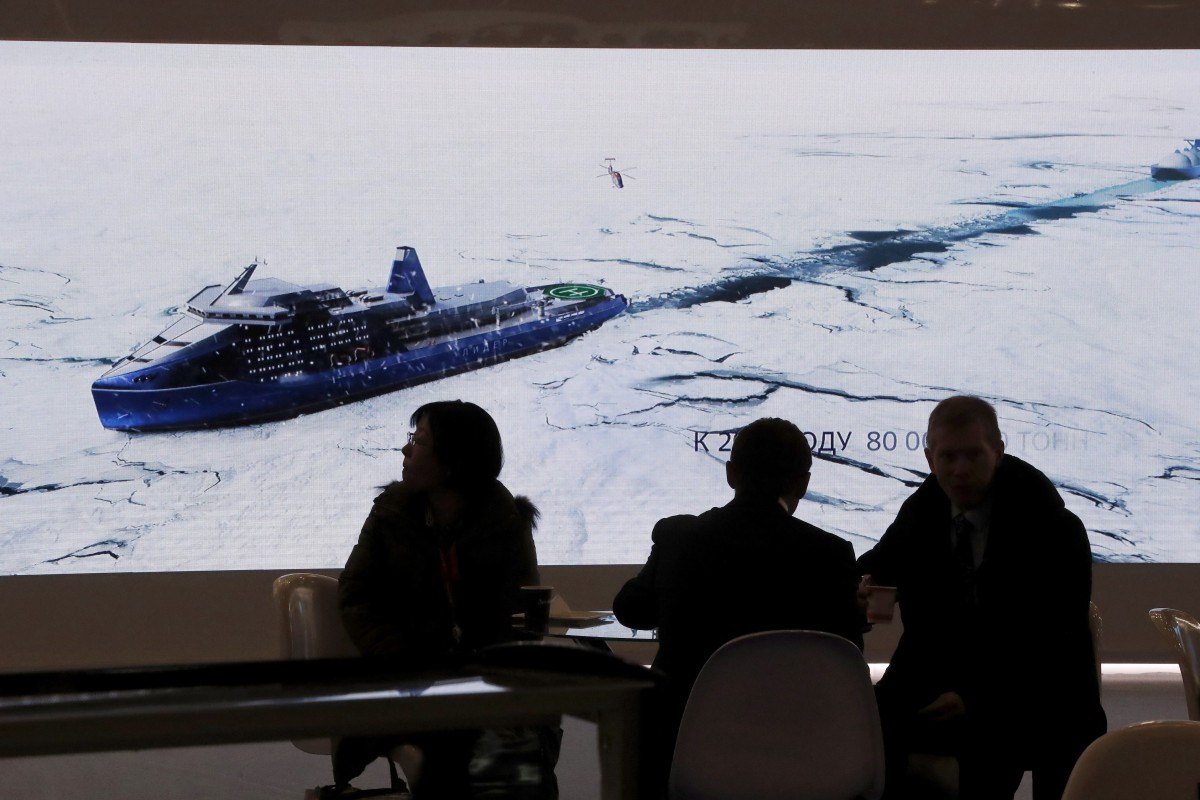 Russia seeks Chinese support in developing Arctic shipping routes