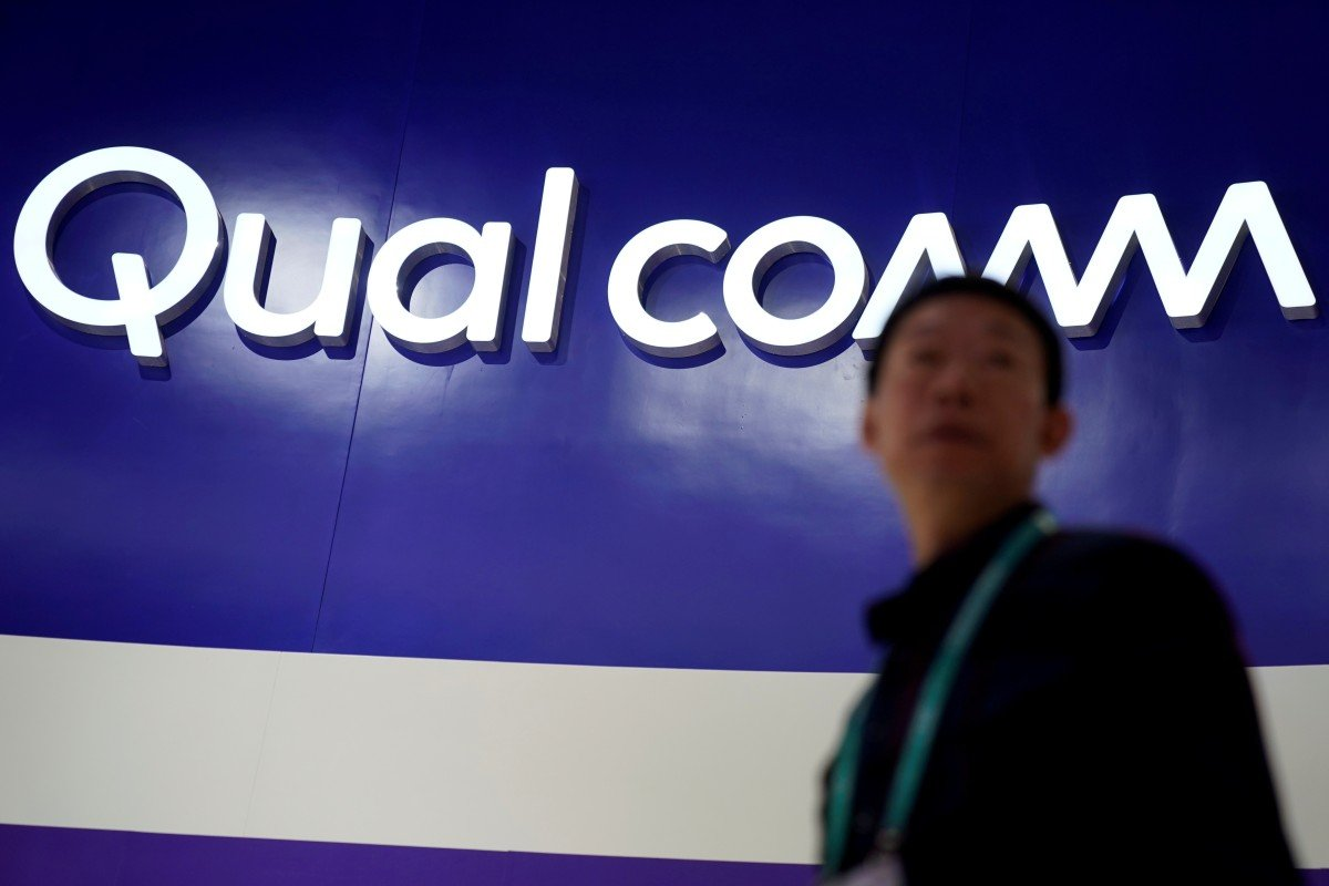 Qualcomm said to end chip partnership with local government in China's rural Guizhou province