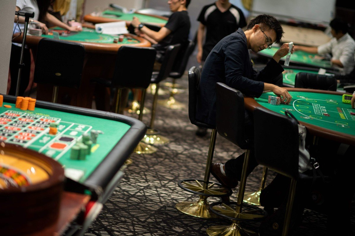 Japan's trying to fight gambling addiction ahead of casinos' expected arrival