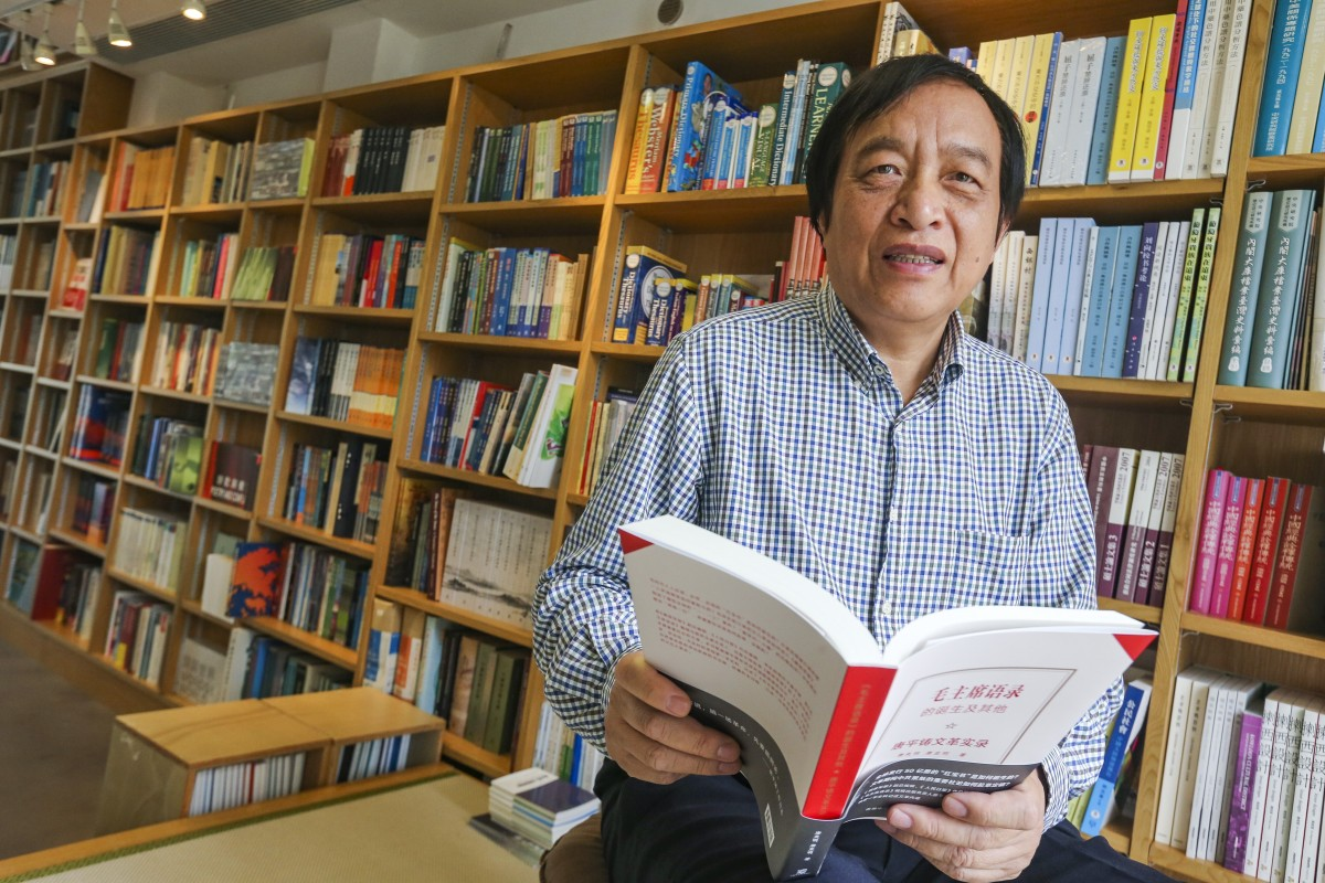 Chairman Mao, the man behind the Little Red Book, and a warning from China's turbulent past for Hong Kong's...