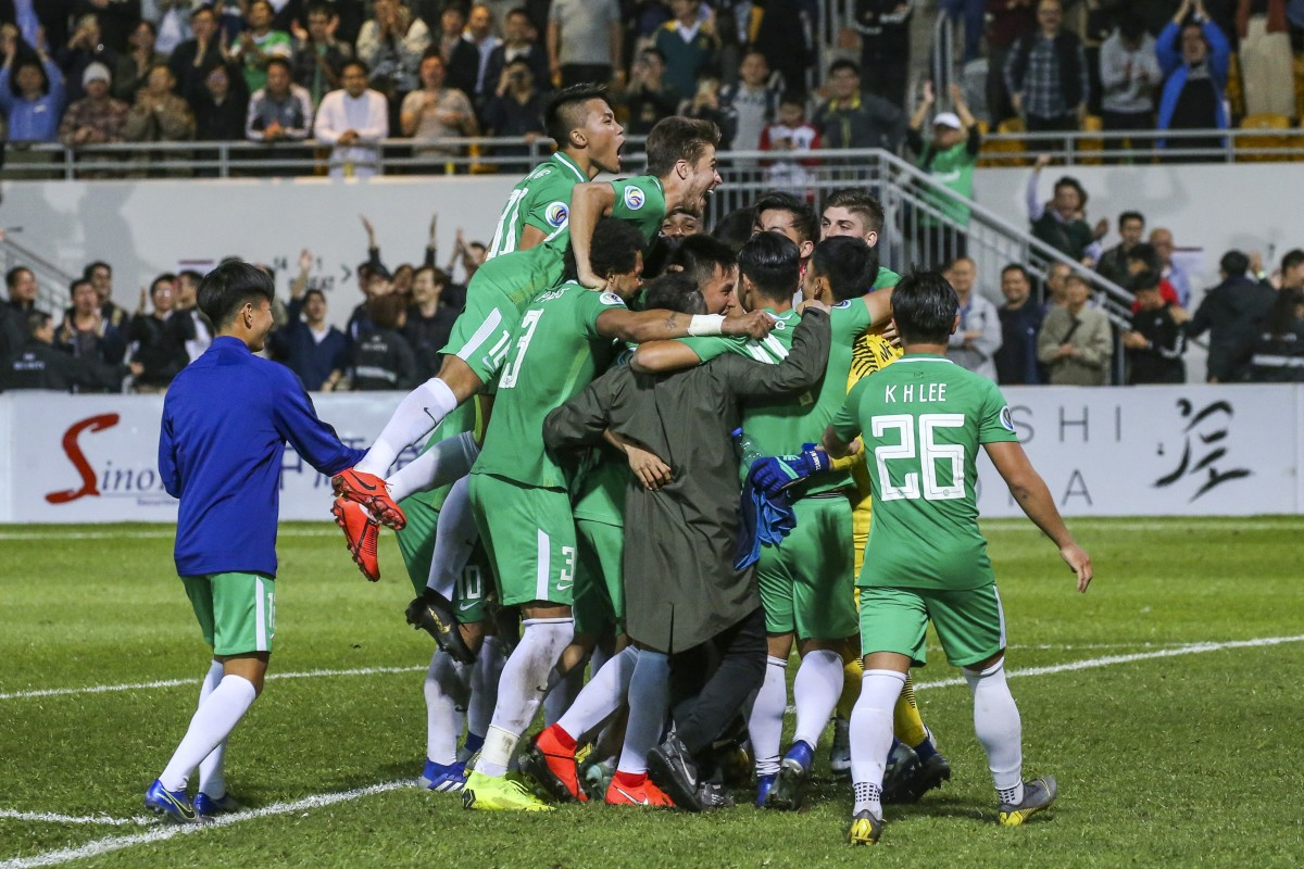 AFC Cup highlights Asian football has a long way to go to become 'world's leading confederation'