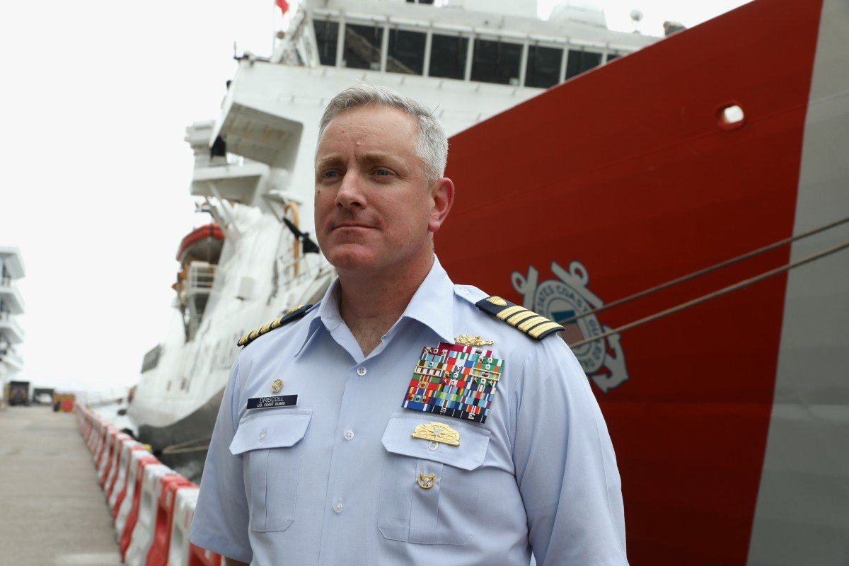 To help counter China, US turns to the coastguard