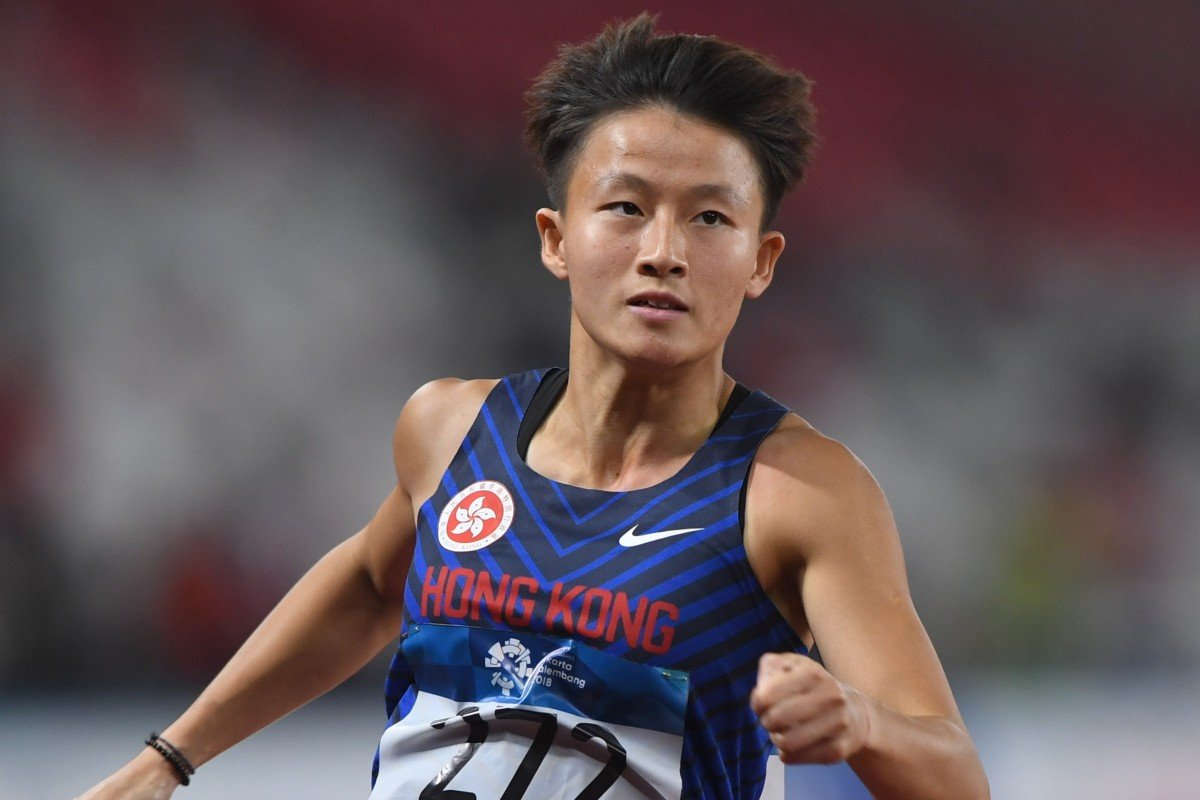 Hong Kong's all-time fastest woman: Angie Lam overcomes doubts and setbacks to break 25-year-old record for...