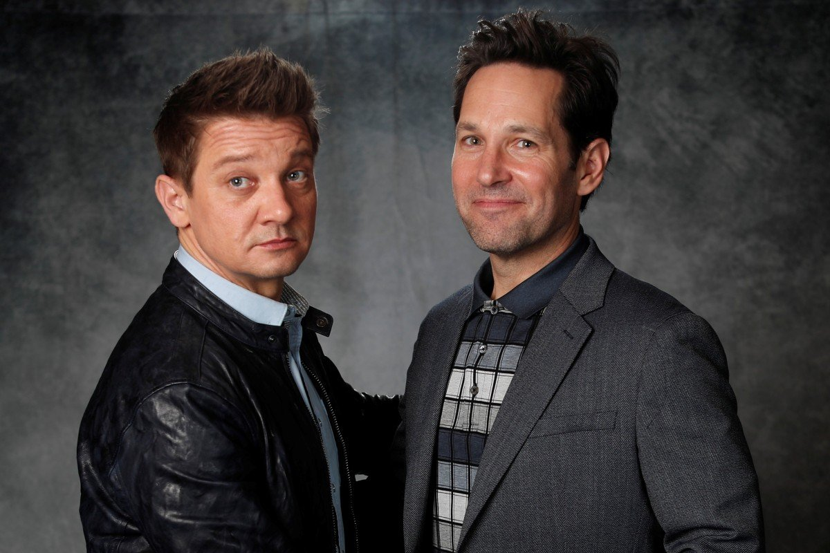 Avengers: Endgame stars Paul Rudd and Jeremy Renner on the