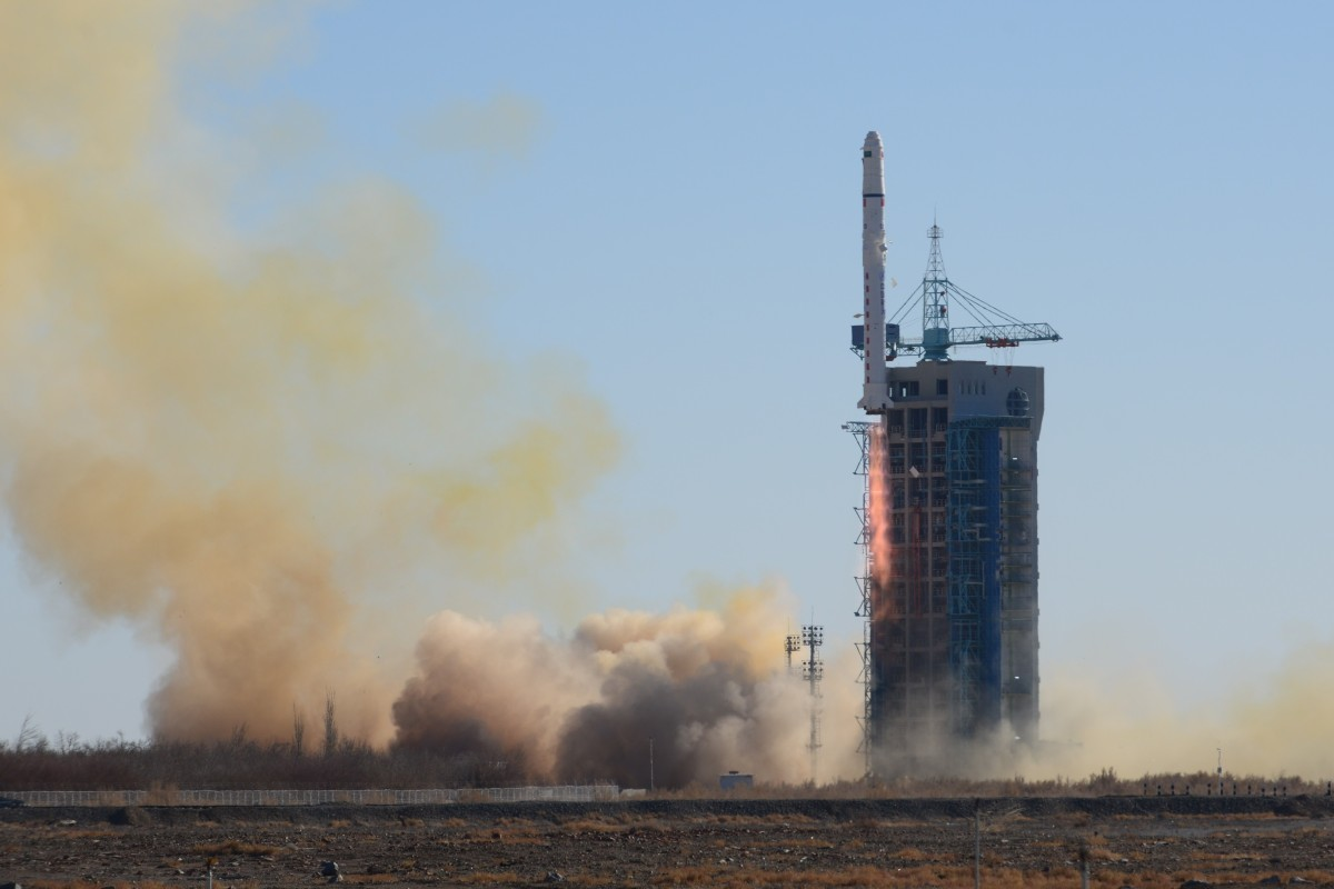 How China's scavenger satellites are being used to develop AI weapons, drones and robots