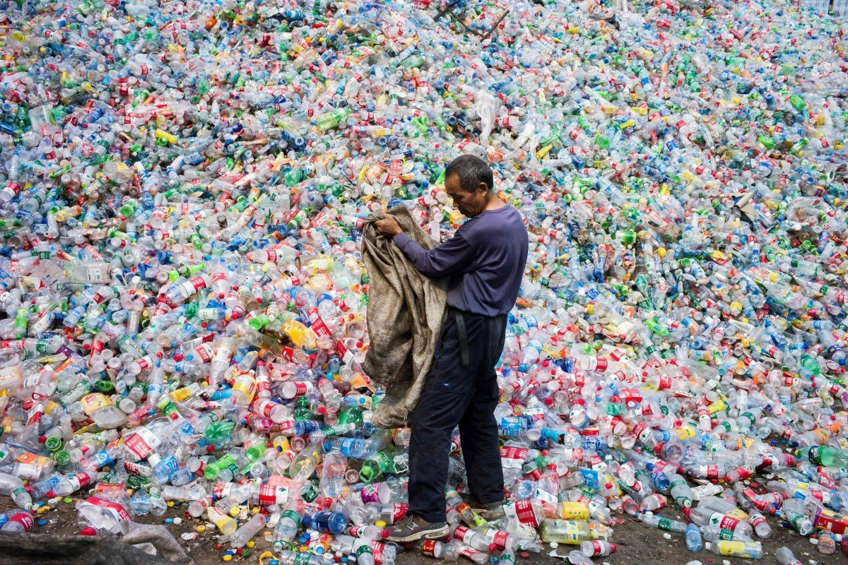 How China's ban on plastic waste imports became an 'earthquake' that