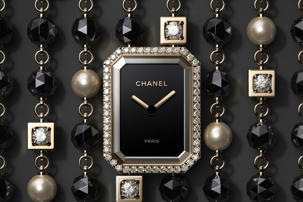 9f3d8af9aaa Chanel s new timepiece offerings include the Première Velours