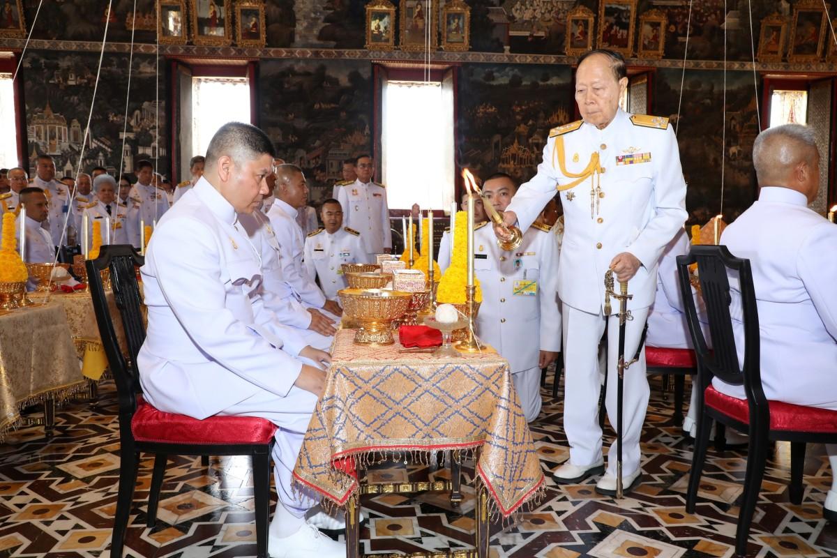 Royal astrologer casts Thailand King Maha Vajiralongkorn's horoscope