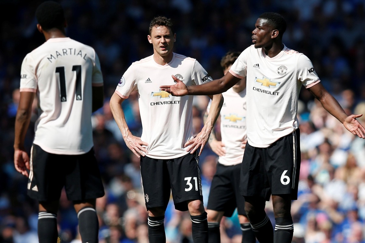 3844874ed08 Manchester United are looking to make up for their embarrassing 4-0 defeat  by Everton