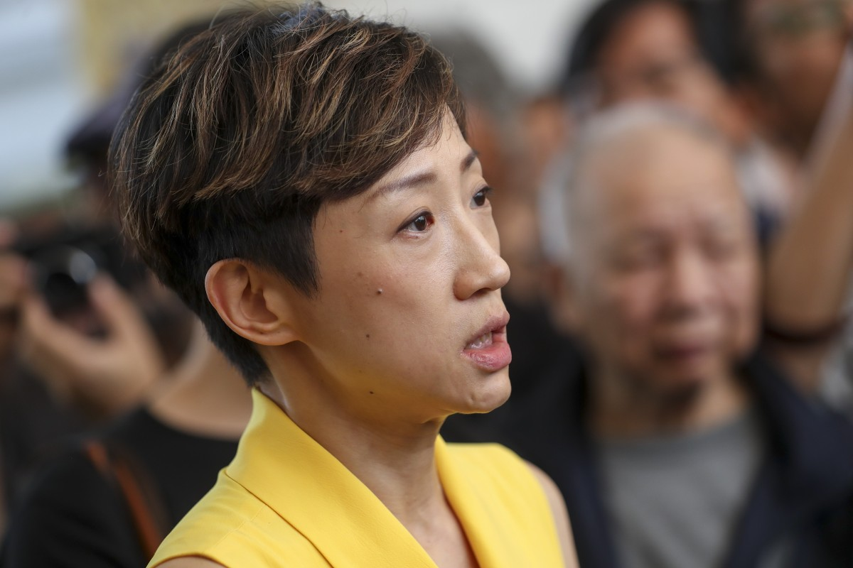 Brain tumour 'larger than a ping-pong ball' prompts deferment of Hong Kong lawmaker Tanya Chan's Occupy...