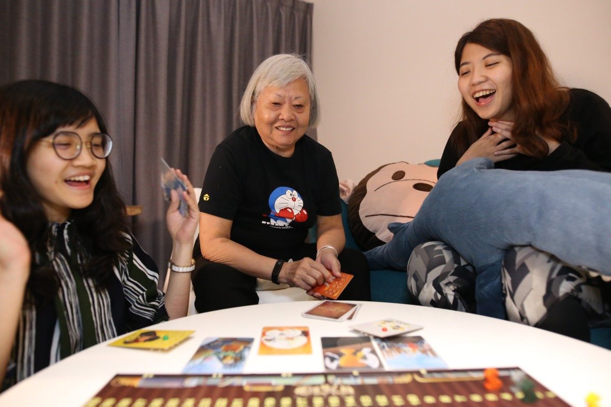Taiwanese millennials and retirees become housemates in rental affordability initiative