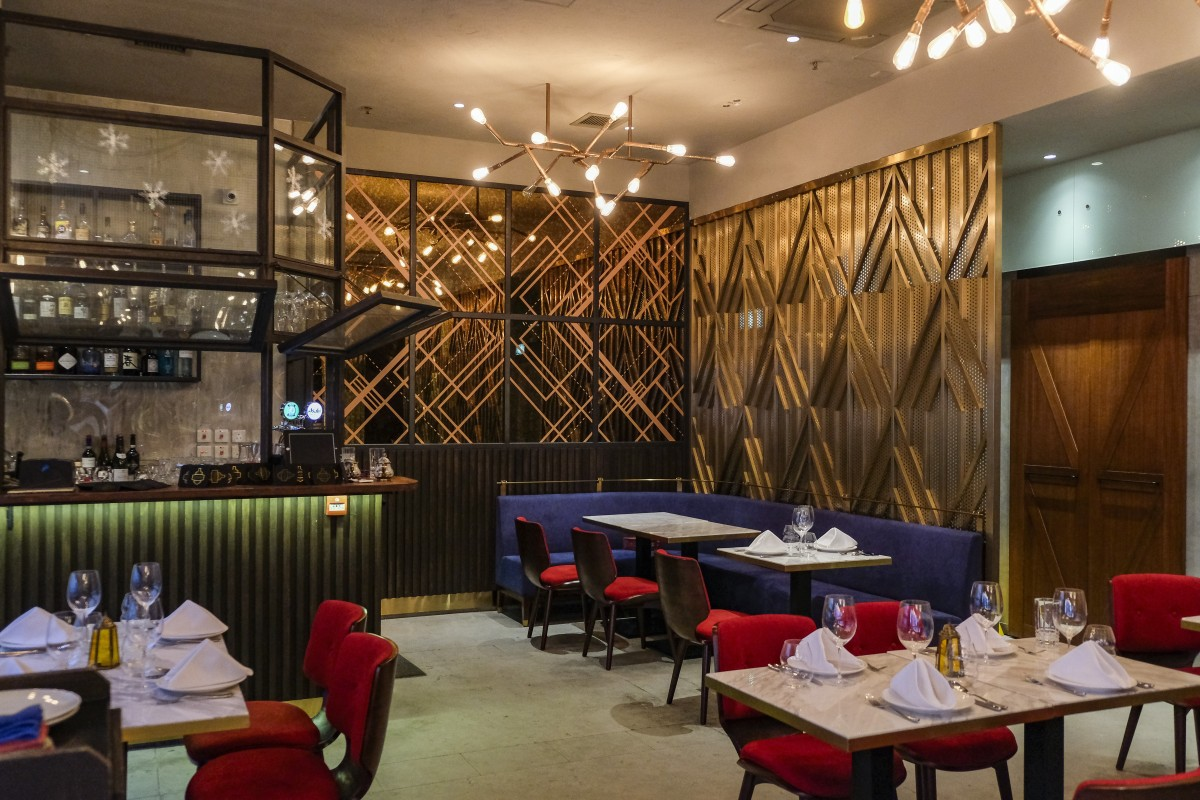 Great modern Indian food at Daarukhana in Wan Chai, maybe a little ...