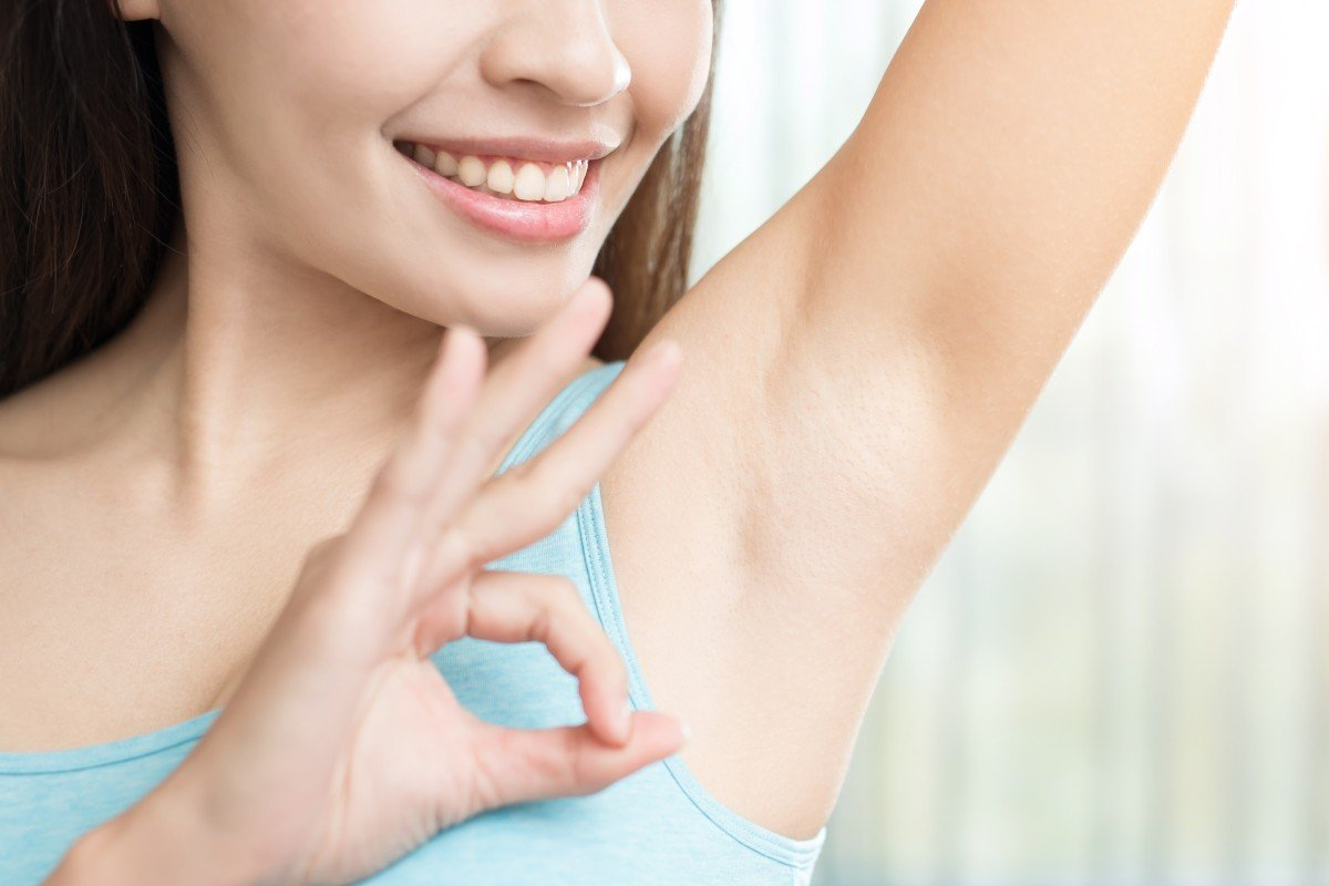 3 simple ways to lighten your underarm