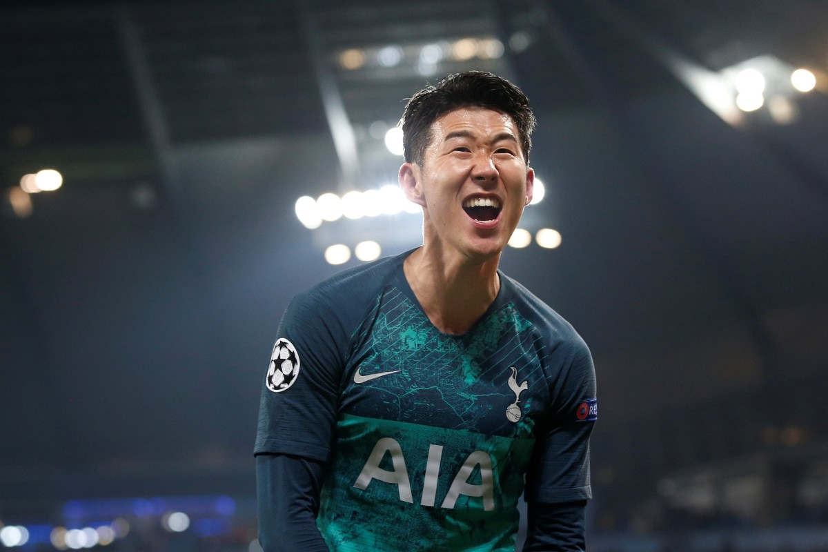 Son Heung-min's Success With Tottenham A Game