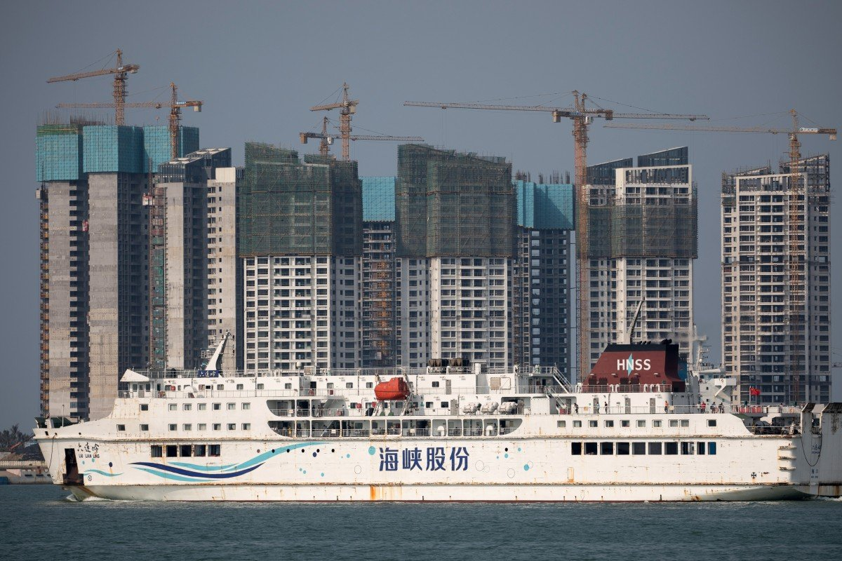 As China's housing boom cools, insurer Ping An and developer