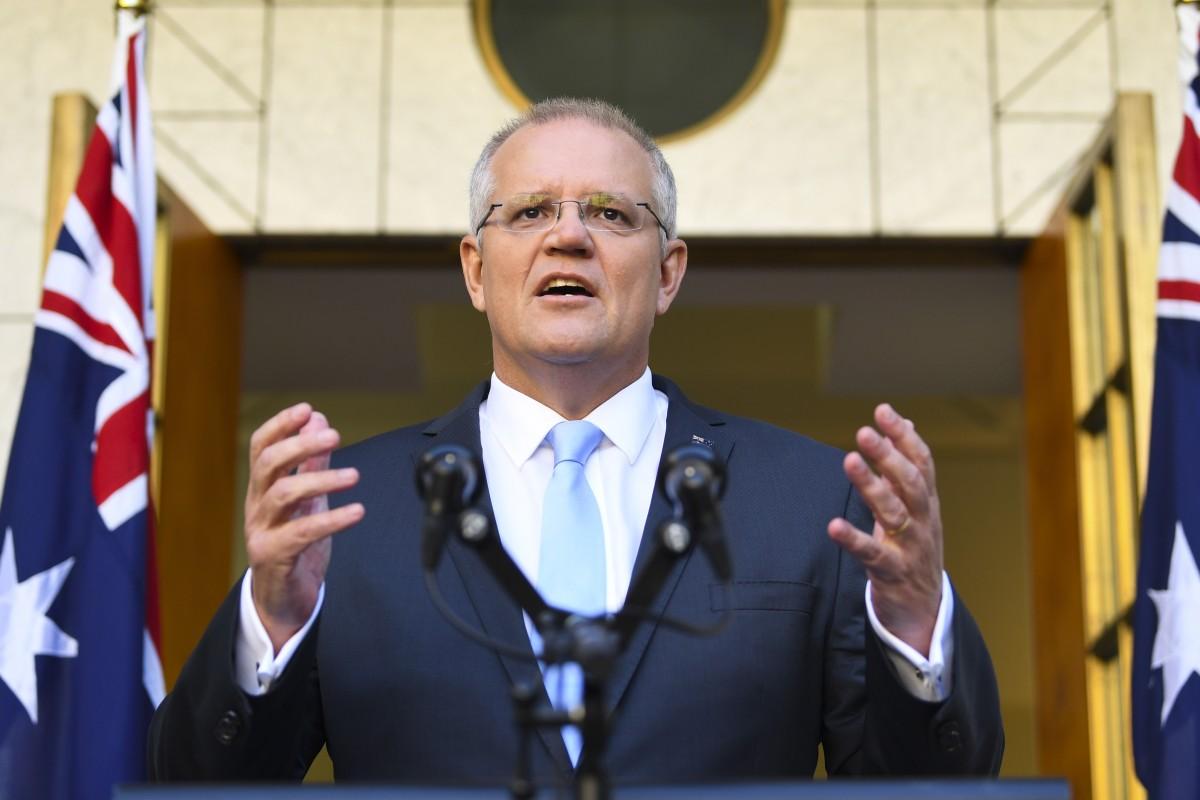 Australian federal election set for May 18  Prime Minister Scott