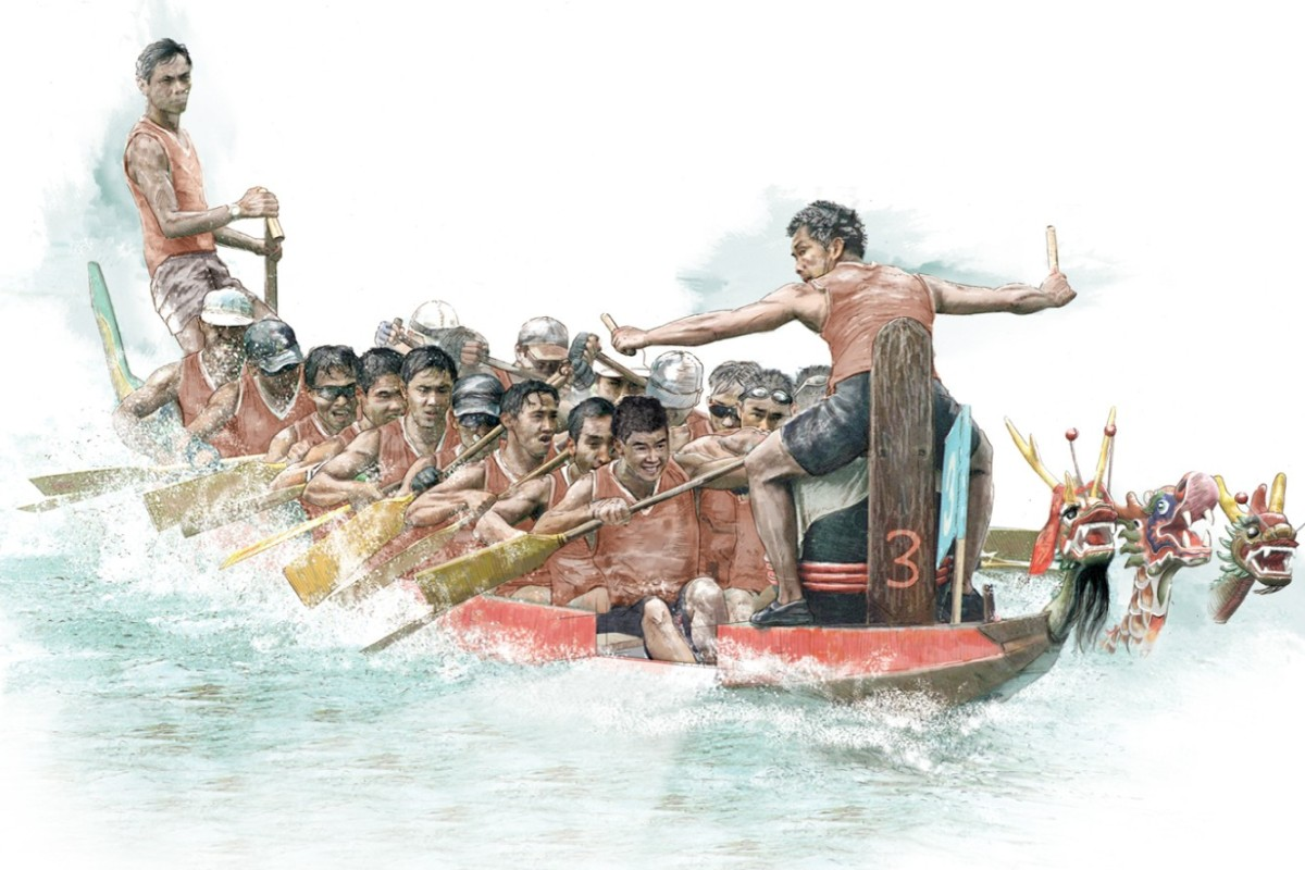 Dragon Boat Festival: how an ancient Chinese tradition became a global sport