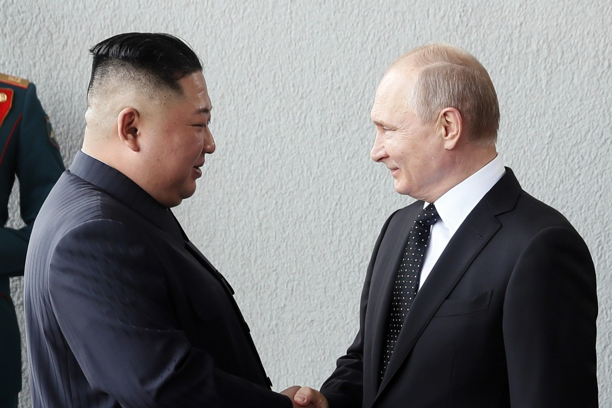 Vladimir Putin And Kim Jong Un S Summit Can Aid Peace Process On Korean Peninsula South China Morning Post