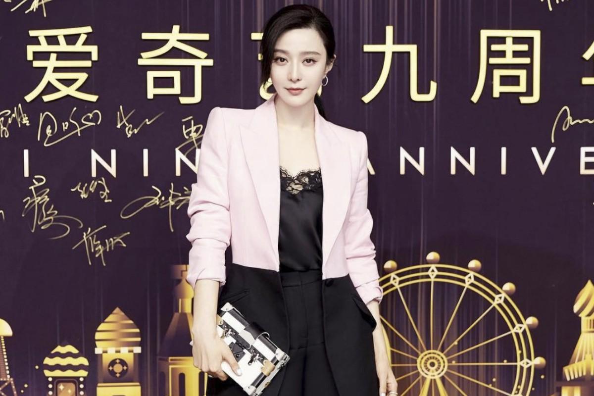 ddcefa2341a Fan Bingbing recently attended a gala in Beijing, sparking rumours of a  comeback.