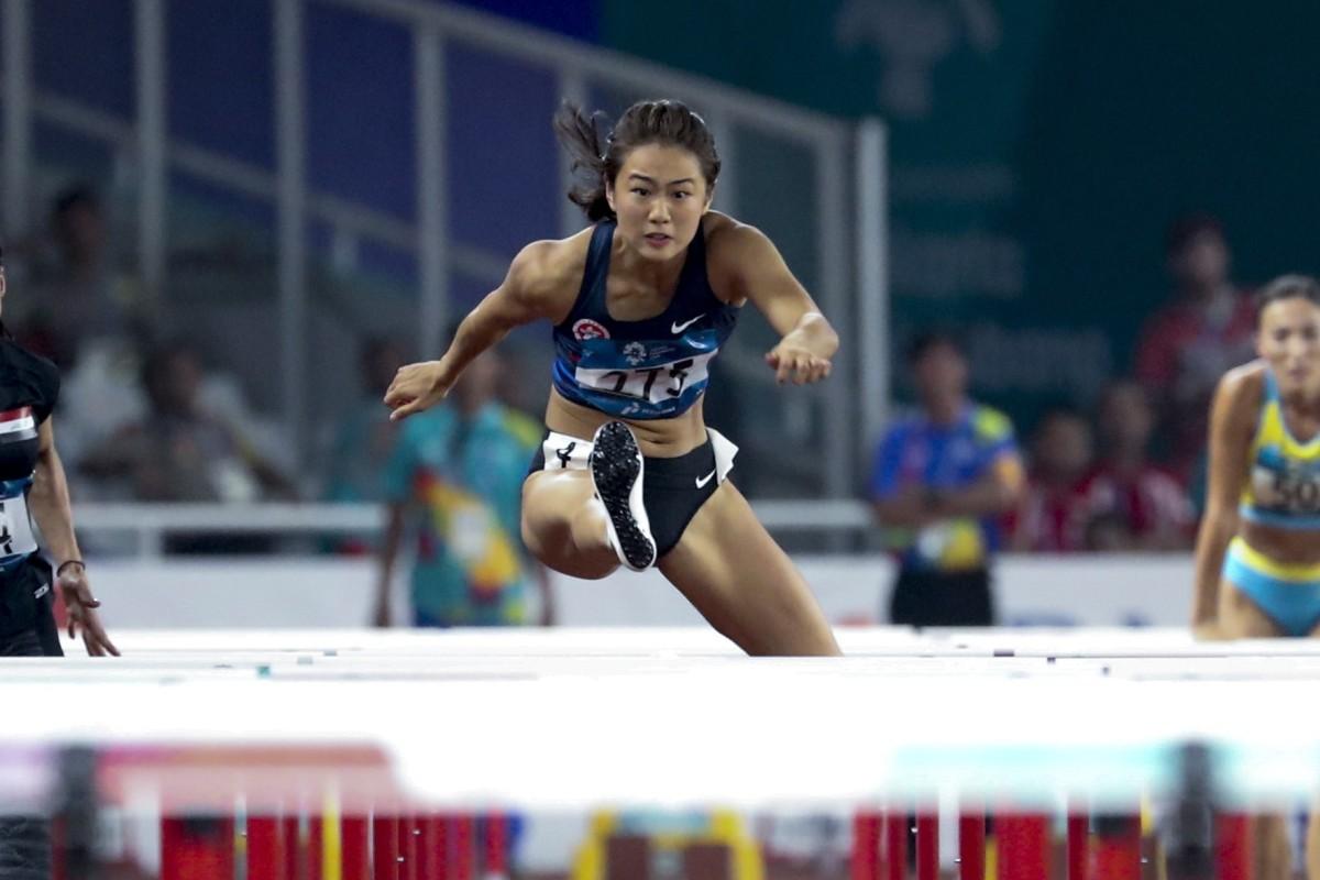 Hong Kong hurdler Vera Lui sets personal best at Asian Championships; narrowly misses out on podium finish